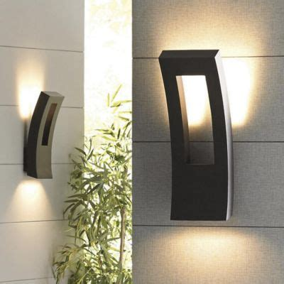 outdoor lighting modern outdoor light fixtures at lumens