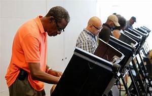 Analysis: North Carolina Counties That Cut Early Voting ...