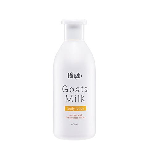 Goats Milk With Pomegranate Extract Body Lotion   COSWAY