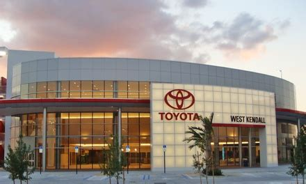 Toyota Of Kendall by West Kendall Toyota Miami Up To 50 Miami Fl