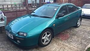 1998 Mazda 323 Zxi V6 24v