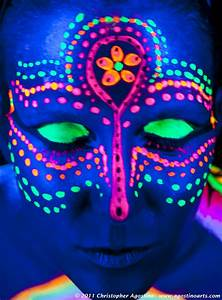 Face & Body Paint on Pinterest | Uv Face Paint, Glow and ...