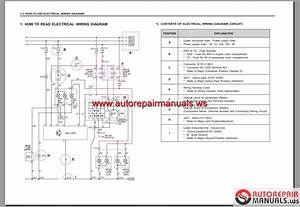 Ssangyong Musso M100 2002 05 Service Manuals And Electric Wiring Diagrams