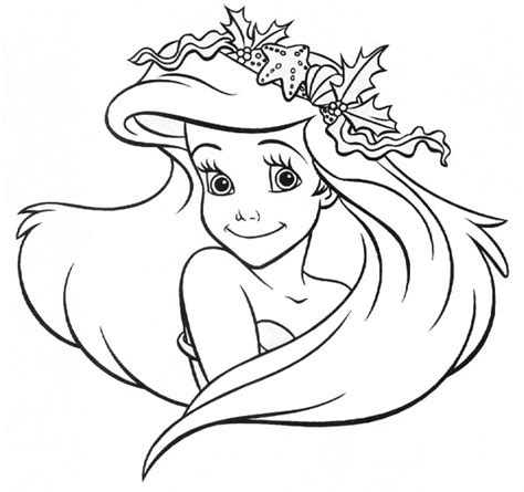 ariel coloring page ariel coloring pages best coloring pages for