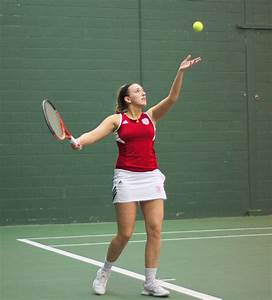 Tennis knocks off Southern over spring break – The Bradley ...
