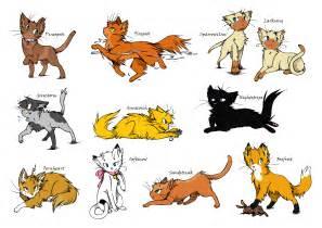 warrior cats names warrior cat adoptables by alyxeir on deviantart