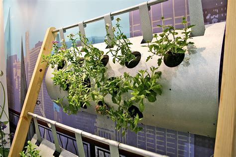 Vertical Gardening System by The Vertigro Modular Growing System At Grand Designs Live
