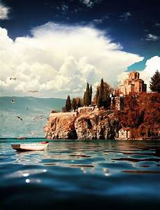 Before the Rain by Dragan Todorović on 500px (Lake Ohrid