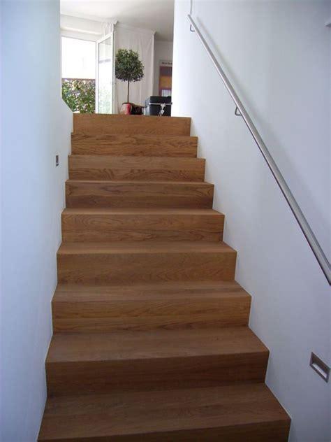 treppe weiß holz treppen feiner schreiner