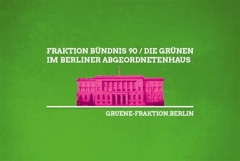 gruene fraktion berlin