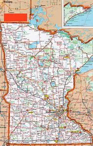 Best MN Map - ideas and images on Bing | Find what you\'ll love