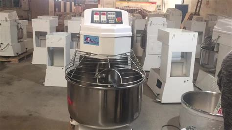 Automatic Electric Dough Mixer Dough Kneading Machine 50kg