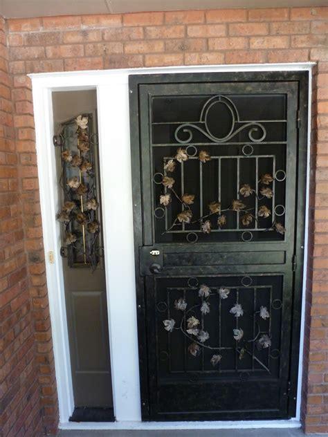 security doors precision ironworks