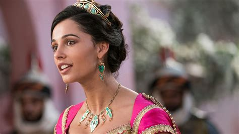 'aladdin' Is A Whole New World For Latest Princess Jasmine