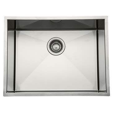cheap kitchen sinks rohl rss2115 22 1 2 quot single bowl stainless steel kitchen 2115