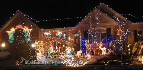 best lights displays in colorado springs