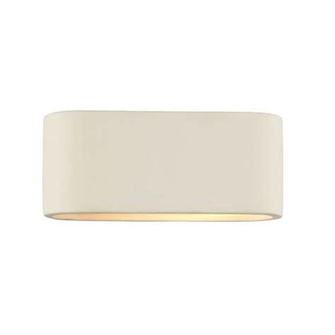 axton ceramic paintable wall light axt0 the lighting