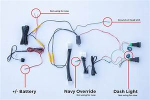 Prado Reverse Camera Wiring Diagram
