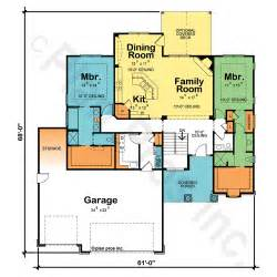 floor plans with two master suites house plans with two owner suites design basics