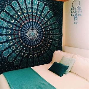 Best ideas about tapestry bedroom on