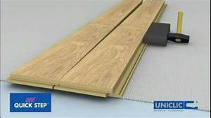 onflooring quick step uniclic laminate flooring floating With uniclic parquet