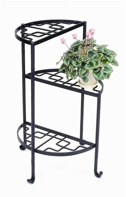Stand Plant Stands Iron Wrought Tables Iris