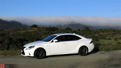 lexus is350 2015 lexus is 350 f sport review with video