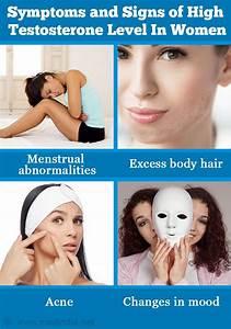 High Testosterone Level In Women