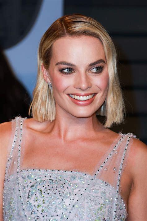 Margot Robbie 2018 Vanity Fair Oscar Party In Beverly Hills