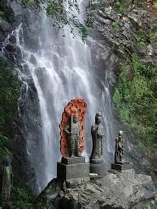 Saga Japan Kiyomizu Falls