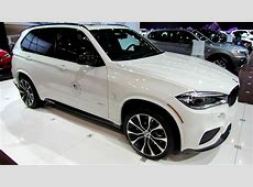 2014 BMW X5 xDrive 35i MPerformance Exterior and