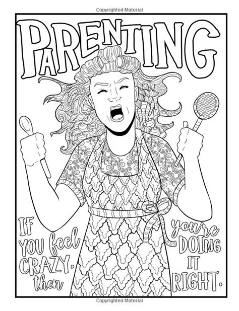 mom life an adult coloring book 1431 best new coloring 2017 images on pinterest coloring