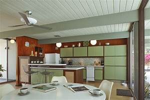Decorating Your Mid-Century Modern Kitchen - OCModhomes com