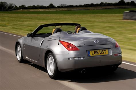 nissan  roadster   review parkers