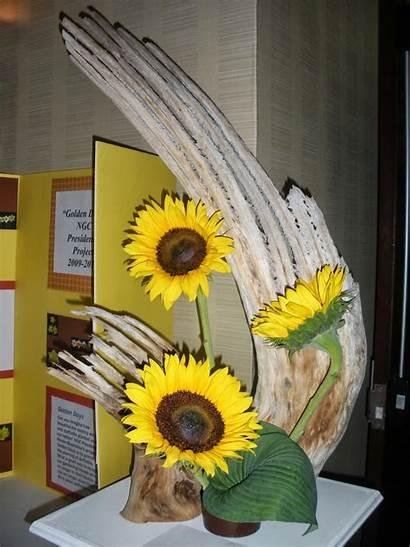 Club Garden Journal Convention Designs Flower Floral