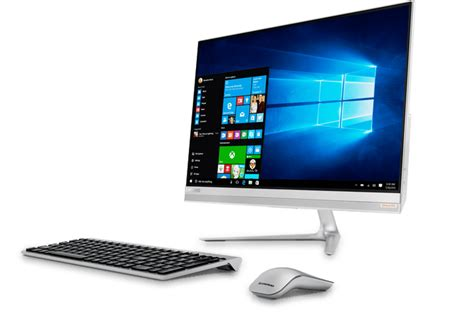mini pc de bureau ideacentre aio 510s 23 slim compact all in one