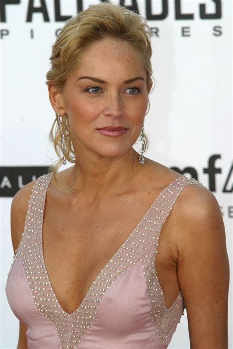 Hot Pictures Of Sharon Stone Will Bring Out The Basic