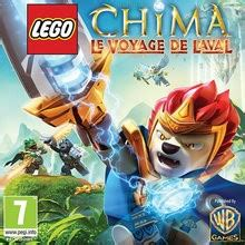 Hello Lava L by Le Jeu Lego Legends Of Chima Le Voyage De Laval