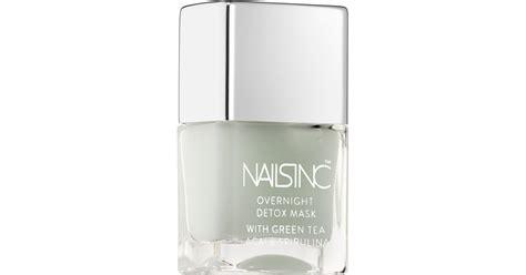 nails  overnight detox nail mask  detox beauty