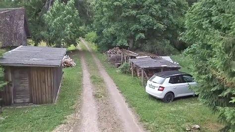 dji tello forest video sample youtube