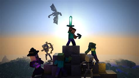 minecraft wallpapers  wallpapers