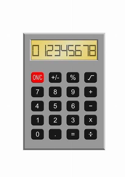 Calculator Clip Clipart Ti Publicdomainfiles Plus Instruments