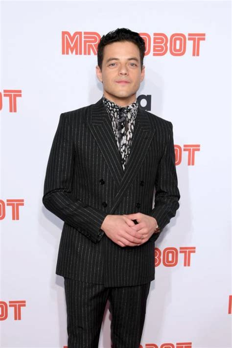 No Time To Die villain Rami Malek REVEALS he became a Bond ...