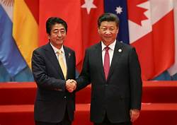 China and Japan inch closer for insurance against Hurricane Trump…