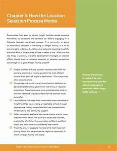Chapter 4  How The Location Selection Process Works