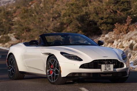 2019 Aston Martin Db11 Volante First Drive