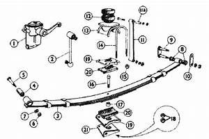 Mgb Rear Shock Conversion   How