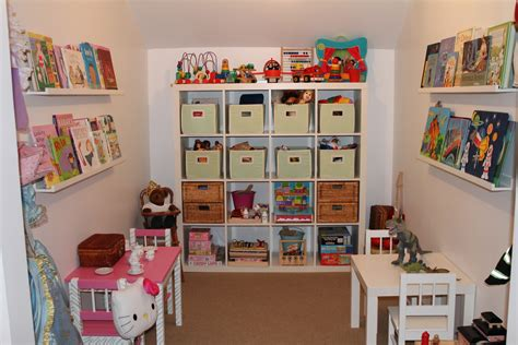 From Closet To Playroom