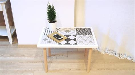 Customiser Une Table Basse 25 Diy Pour Une Table Basse Hellocoton