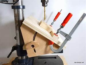 Build a Jig for Drilling Shelf Pin Holes FunnyDog TV